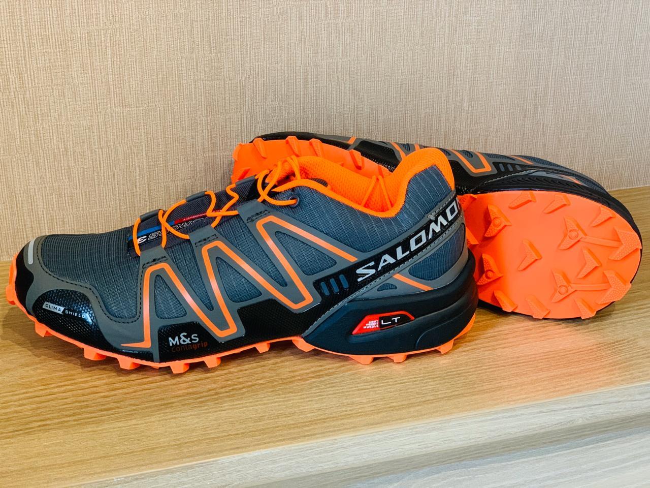 Salomon Golf Shoes US 8.5